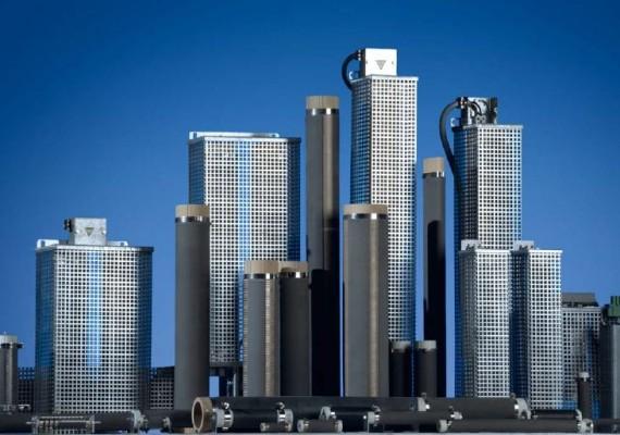 Drahtgewickelte Rohrfestwiderstände Produktgruppe T 100